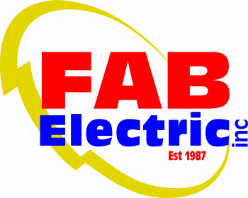 FAB Electric logo