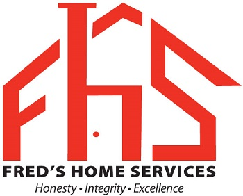 freds home services logo