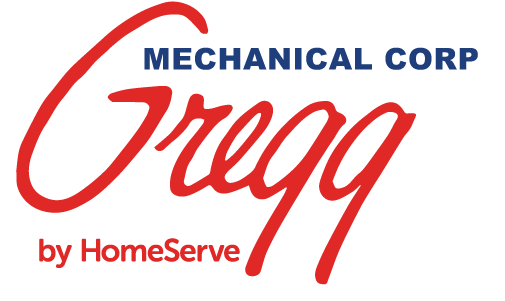 logo for gregg mechanical corp by homeserve